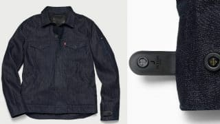 Google and Levi's 'Project Jacquard' smart jacket to release this year, priced at $350