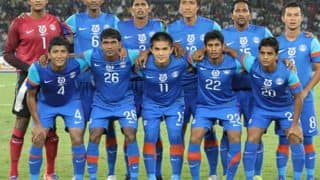 Indian football squad named for Cambodia friendly & Asian Cup qualifier