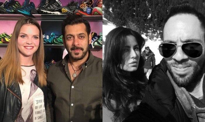 Must have look at amazing picture of Salman Khan and Katrina from set of 'Tiger Zinda Hai'  |  फिल्म 'जिंदा है टाइगर' की शूटिंग में व्यस्त सलमान खान और कैटरीना की सबसे ताज़ा तस्वीरें आई सामने