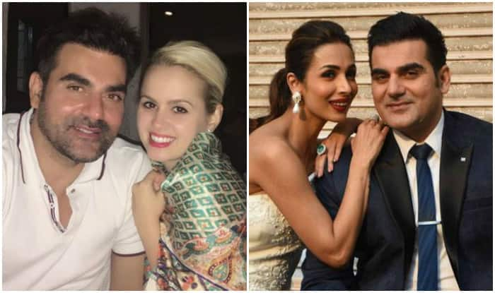 Is Arbaaz Khan dating this Romanian girl?