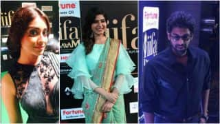 IIFA Utsavam 2017: Baahubali 2's Rana Daggubati, Shriya Saran, Samantha Ruth Prabhu DAZZLED at the red carpet