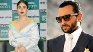 Did you know? Saif Ali Khan was not very happy with Kareena Kapoor Khan's television stint?