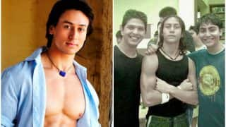Tiger Shroff birthday special: 10 UNSEEN childhood pictures of the dancing star that show his jaw-droppingly hot transformation