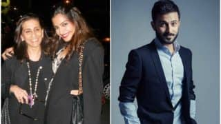 Sonam Kapoor's mother wants Anand Ahuja to get ENGAGED to her daughter ASAP!