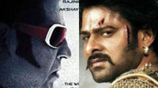 Baahubali 2 vs 2.0: Rajinikanth-Akshay Kumar's film might have already beaten Prabhas' magnum opus! Here's how!