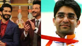 Real life father-son duo Anil Kapoor & Harshvardhan Kapoor to share screen space in Abhinav Bindra's biopic