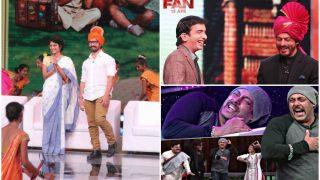 Aamir Khan COPIES Salman Khan and Shah Rukh Khan; croons in Marathi on Chala Hawa Yeu Dya (see picture)