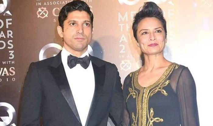 Image result for Farhan Akhtar and Adhuna Bhabani