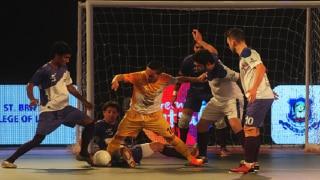 Premier Futsal: Bengaluru Royals Thrash Kerala Cobras 4-0