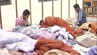 Delhi: GB Pant Engineering College students on dharna, sleep on classroom floors demanding better facilities