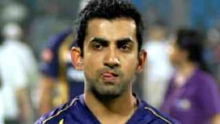No Wrong in Being Hungry For Success: Gambhir Tells Paddy Upton