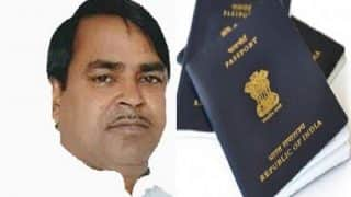 Samajwadi Party tainted leader Gayatri Prajapati's passport revoked, non-bailable warrant issued in rape case