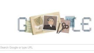 Minna Canth:Today's Google Doodle pays tribute to Finnish writer, social activist and flag bearer for women's rights