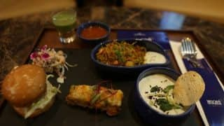 We tried out the gourmet menu curated by Chef Vicky Ratnani for INOX and here's what we think!