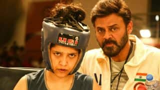 Guru movie review: Venkatesh & Ritika Singh starrer gets thumbs up from Twitterati