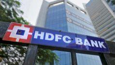 5 लाख करोड़ रुपये के बाजार पूंजीकरण को पार करने वाली तीसरी कंपनी बनी एचडीएफसी बैंक