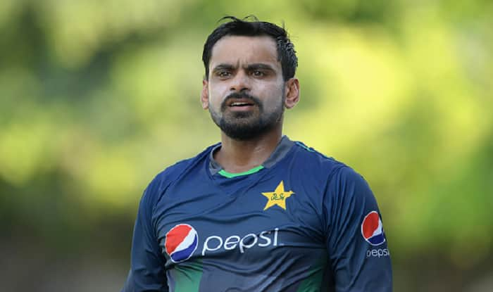 File Image of Mohammad Hafeez_Getty