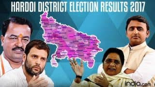 Hardoi Election Results 2017: View full list of winners here