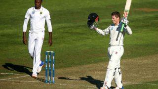 वेलिंगटन टेस्ट: निकोलस का शतक, पहले दिन न्यूजीलैंड 268 पर ऑल आउट