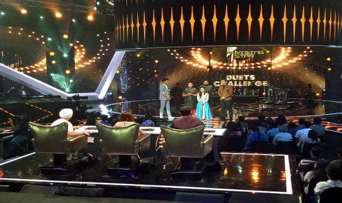 Rising star india 1st episode