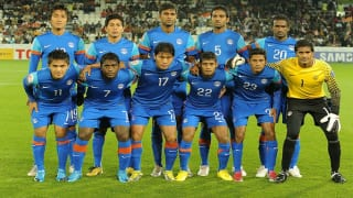 AFC Asian Cup qualifiers: 24-member Indian football team leaves for double clash