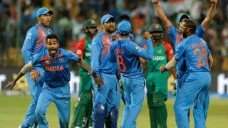 जब आखिरी 3 गेंदोंं पर 3 विकेट लेकर बांग्लादेश से 1 रन से जीत गई थी टीम इंडिया