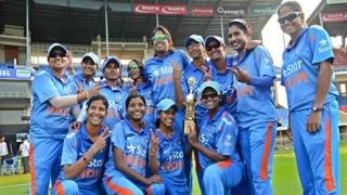 Inaugural Women's Cricket League's logo unveiled