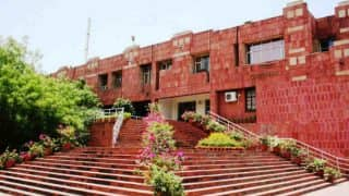 JNU Admissions 2017-18: Register online before 5 PM today at jnu.ac.in