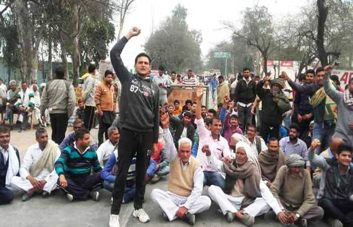 Haryana government holds talks with Jats ahead of Delhi protest
