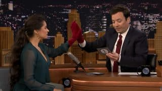 Superwoman Lilly Singh and Jimmy Fallon playing Jinx is totally entertaining! (Watch Video)