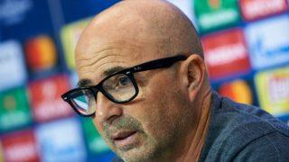 Sevilla boss Jorge Sampaoli named Argentina manager