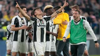 Italian Cup: Juventus win Coppa Italia for the third time in a row