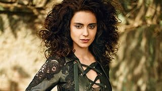 Kangana Ranaut Rubbishes Rumours Of Her Taking The Plunge Into Politics - Read Deets