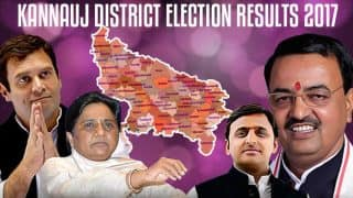 Kannauj Election Results 2017: Who is winning from Chhibramau, Tirwa and Kannauj constituencies