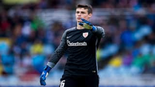 Kepa Arrizabalaga gets Spain call as Pepe Reina suffers injury