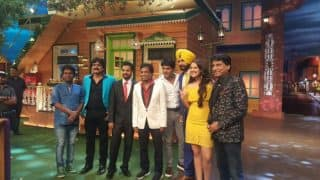 The Kapil Sharma Show's new cast revealed! Fans miss Sunil Grover and Chandan Prabhakar in latest picture from the show!