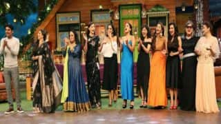 The Kapil Sharma Show: Begum Jaan Vidya Balan graces the show with her gang of girls; Ila Arun & Gauhar Khan rock the comedy show!
