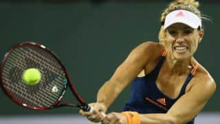 French Open 2017: Top seed Angelique Kerber knocked out in Round 1, Petra Kvitova wins on comeback