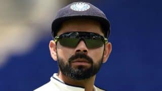 India vs Australia: Virat Kohli turns 'waterboy' in Dharamsala after missing out fourth Test