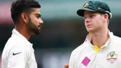 ICC टेस्ट रैंकिंग में स्टीव स्मिथ की लंबी छलांग, मगर विराट कोहली से अब भी हैं पीछे