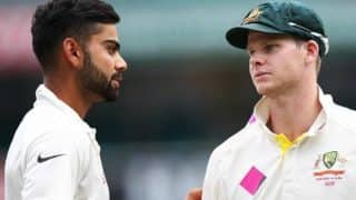 Steve Smith is Best Batsman in The World Along With World Number One Virat Kohli, Feels Australia Coach Justin Langer