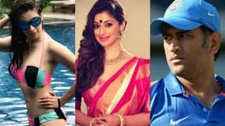 MS Dhoni's rumoured ex-girlfriend Raai Laxmi is a bikini babe in Julie 2! See hot pictures of sexy actress