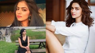 Meet the gorgeous Malavika Mohanan, the Mollywood actress who replaced Deepika Padukone in Beyond The Clouds