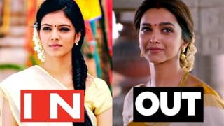 Malavika Mohanan-Deepika Padukone, Trisha-Vidya Balan: 5 top actresses who were replaced by less popular faces!