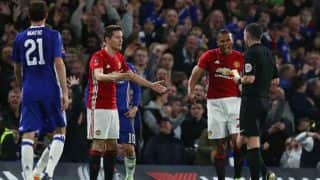 FA Cup: Chelsea knockout ten-man Manchester United after 1-0 win