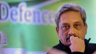 Manohar Parrikar to be sworn in as Goa CM today at 5 pm, SC to hear Congress petition against it