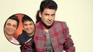 Manoj Bajpayee REVEALS the truth about Kapil Sharma breaking down after his fight with Sunil Grover- Watch EXCLUSIVE interview