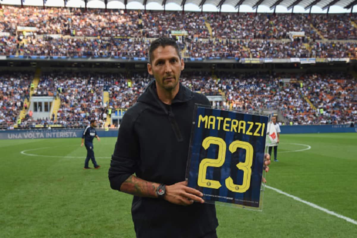 Chennaiyin FC part ways with coach Marco Materazzi | India.com