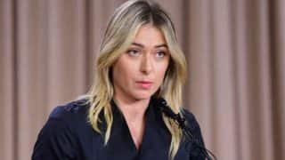 Maria Sharapova Gets Named in FIR Over Gurgaon-based Realty Project
