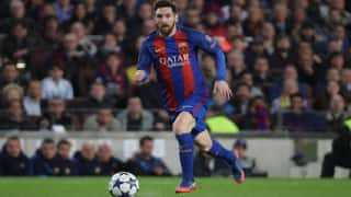 Champions League 2017-18: Lionel Messi Scores as Barcelona Draw 1-1 With Chelsea